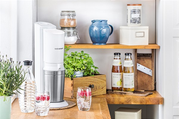 SodaStream Crystal 2.0 white