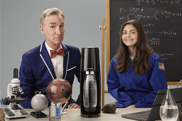 SodaStream Superbowl Spot