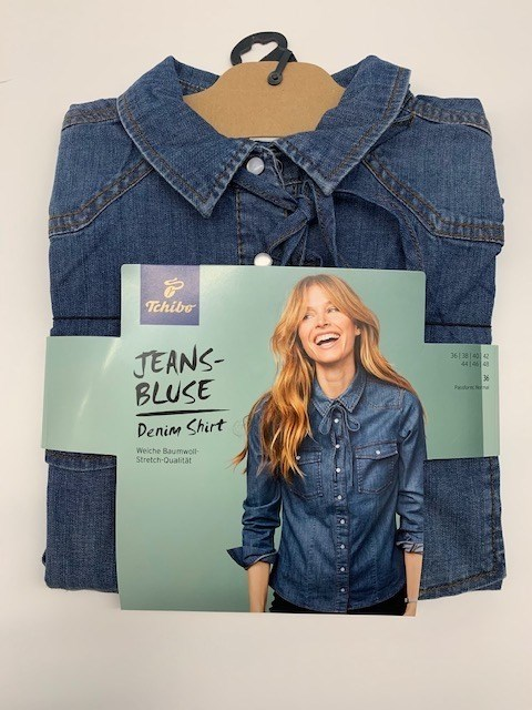 Tchibo_Neue Verpackung_Jeansbluse