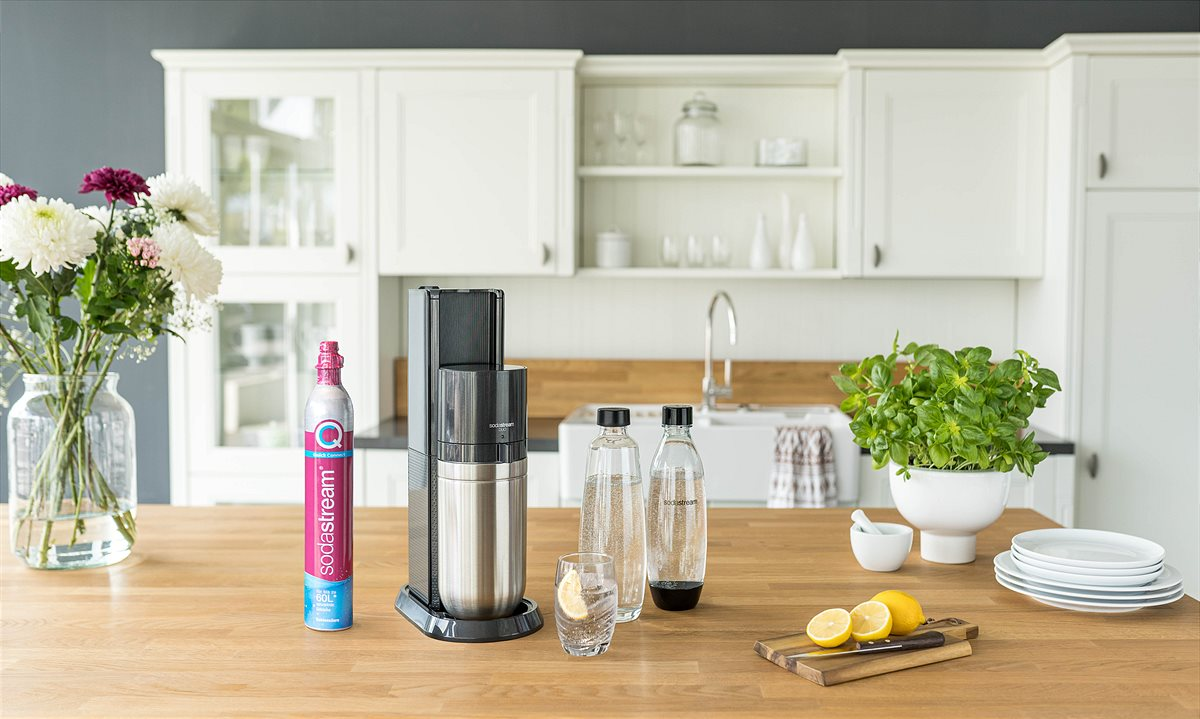 SodaStream DUO Titan